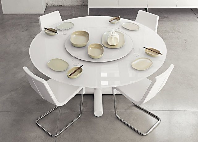 Oltre 25 fantastiche idee su Tavoli da pranzo su Pinterest  : 5586f7c55b84976c7ece20daeaf8d808 round dining table sets glass dining table from it.pinterest.com size 640 x 460 jpeg 38kB