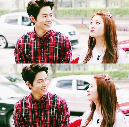 Yura & Hong Jonghyun @ MBC We Got Married