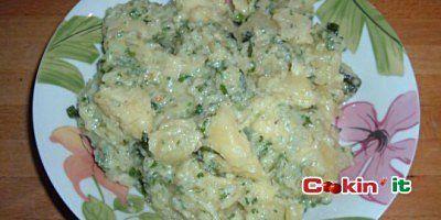 Insalata di Patate  Semplice e veloce insalata di patate al vapore.