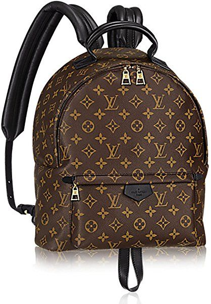 be1608e10cefe Authentic Louis Vuitton Monogram Canvas Palm Springs Backpack MM Handbag  Article  M41561 Made in France  Handbags  Amazon.com