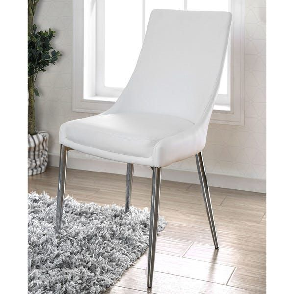Overstock Com Online Shopping Bedding Furniture Electronics Jewelry Clothing More Leather Dining White Dining Chairs Dining Chairs