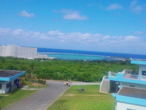 スクーリングで沖縄へ