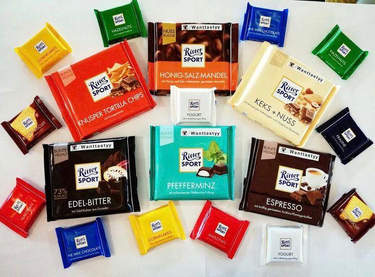 Настоящий Шоколад Ritter sport mini 39p Шоколад Ritter sport 159р  #wanttasty