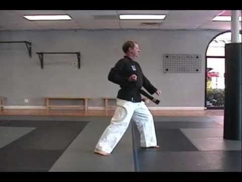 Chon-Ji - Learn your ITF Taekwondo Patterns here