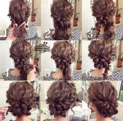 40+ Trendy Wedding Hairstyles For Long Hair Tutorial Bridesmaid