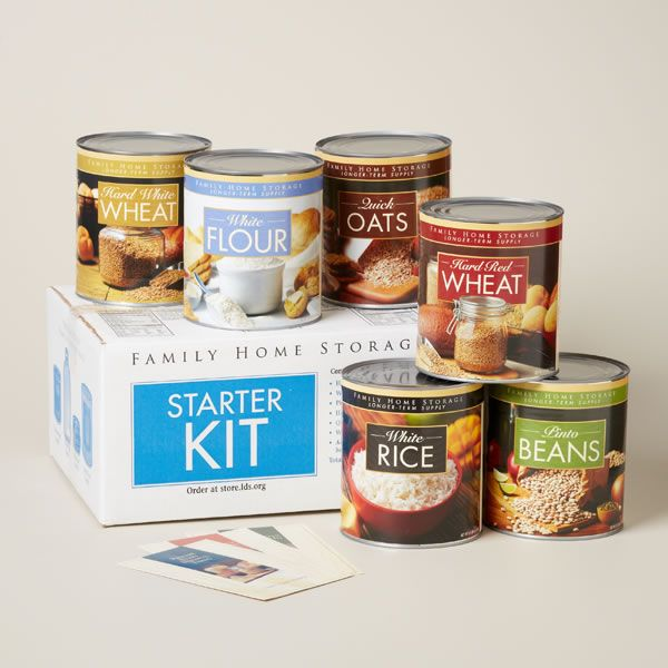 Get A Head Start On Your Bulk Food Storage With This Affordable Kit 31 00