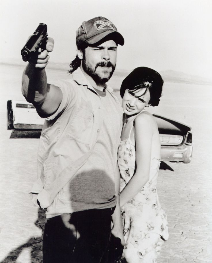 Brad Pitt & Juliette Lewis in Kalifornia, Dominic Sena