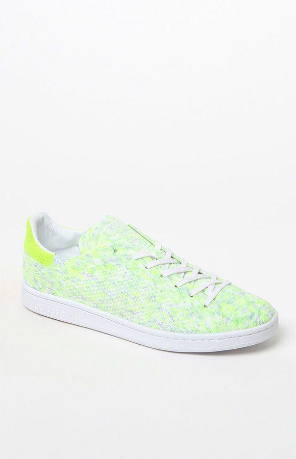 Adidas Stan Smith Neon Primeknit Scarpe Prodotti Pinterest Neon Smith Neon 731bc5