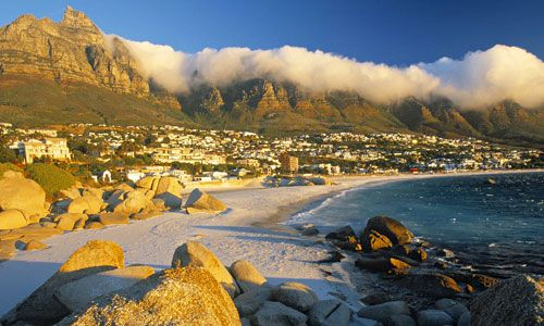 Cape Town South Africa Beaches