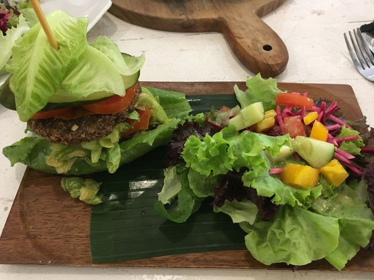 Raw Food - Alchemy. Ubud, Bali. Indonesia