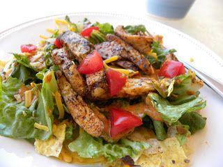 Paradise bakery southwest chicken salad