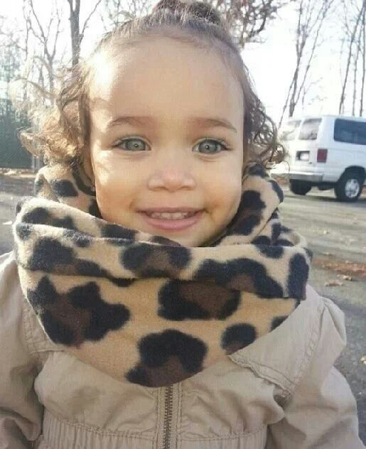 Eyes Cute And Mix Dimples Blue Babies