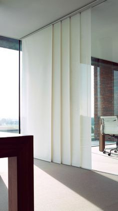 panel curtain room divider - Google Search