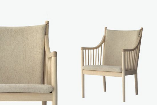 Armchairs | Seating | PP 105 | PP Møbler | Hans J. Wegner. Check it out on Architonic