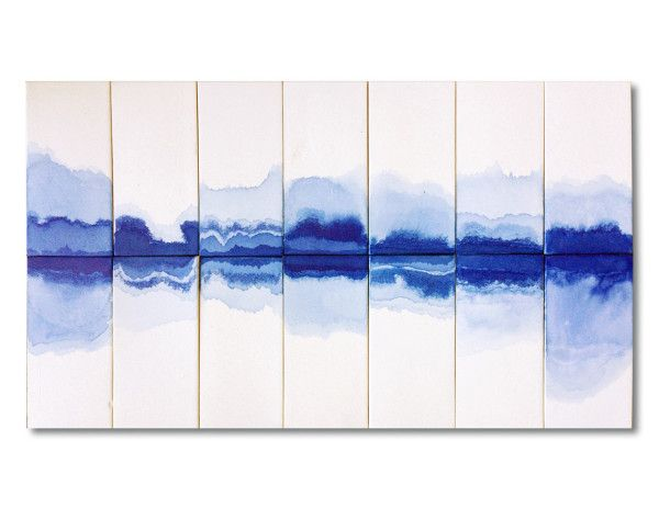 indigo dip // the Watermark Collection of gorgeous tiles