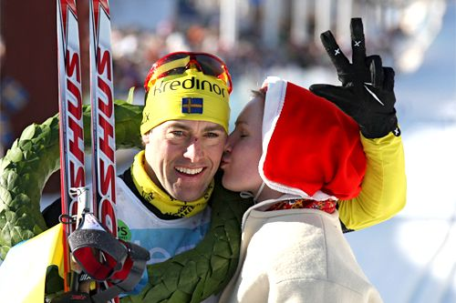 Jørgen Brink, vinner av Vasaloppet