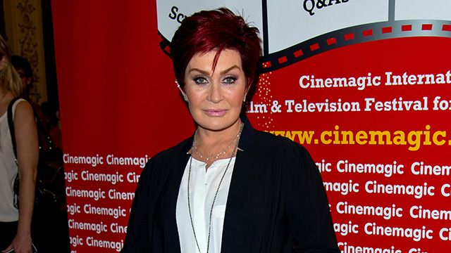 Sharon Osbourne suffered a collapse from 'mental and physical fatigue.'