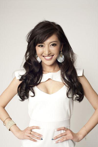 2014 埼玉 薗田 杏奈  Miss Universe Japan