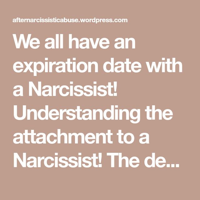 10 lessons you learn after dating a narcissist