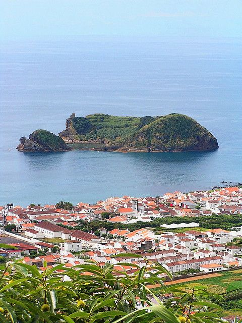 Vila Franca, São Miguel Island, Azores