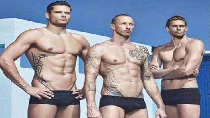 Tatuaggi, il marchio più diffuso tra i nuotatori.