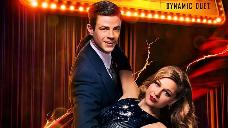 Duet: The Flash and Supergirl Musical Crossover — Review, Feature ...