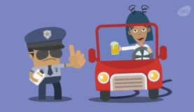 Motorista deve se conscientizar sobre risco de beber e dirigir diz Denatran