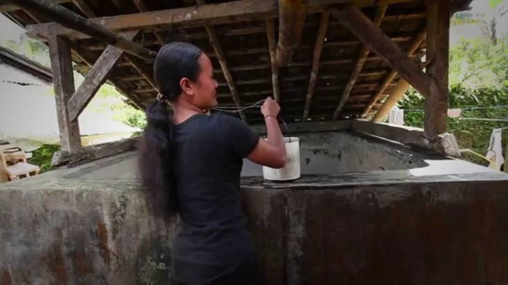 Rainwater Harvesting for Clean Drinking Water in Indonesia.