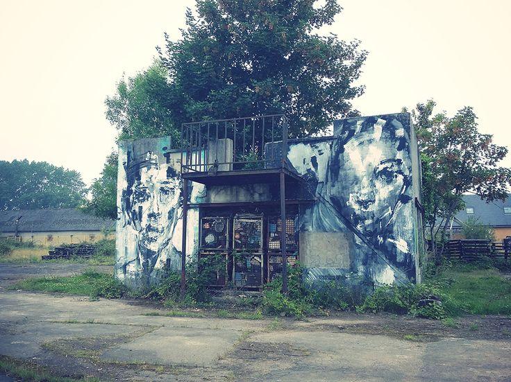 Fabuleux Les 218 meilleures images du tableau Street Art sur Pinterest  AL02