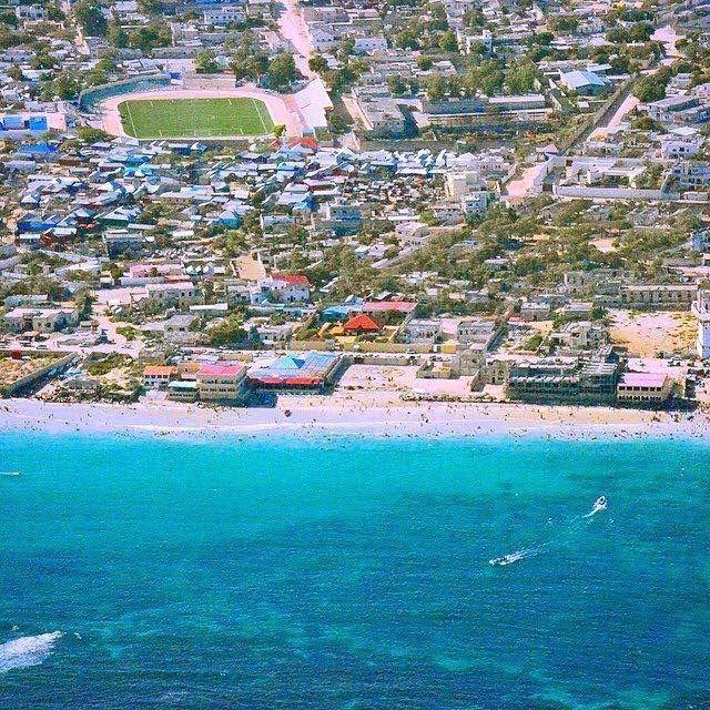 Mogadishu in Banaadir