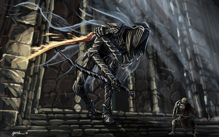 Dark Souls 3 - Dancer of the Boreal Valley by onlychasing-safety