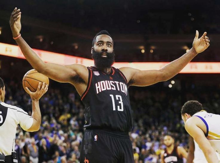 Sonny Says … James Harden is the NBA MVP (For Now)