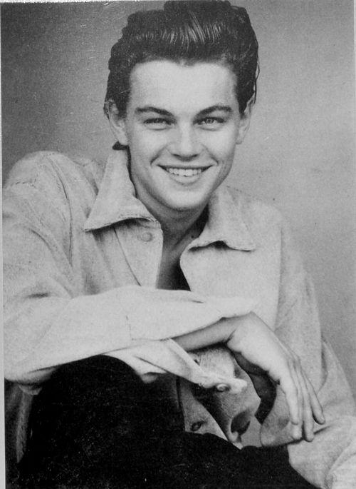 Leonardo DiCaprio - love him then and love him now