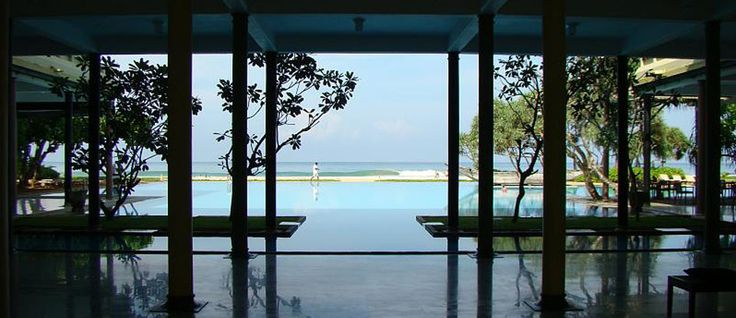 Mayer Architects - Triton Hotel in Ahungalla, Sri Lanka (w/Geoffrey Bawa)
