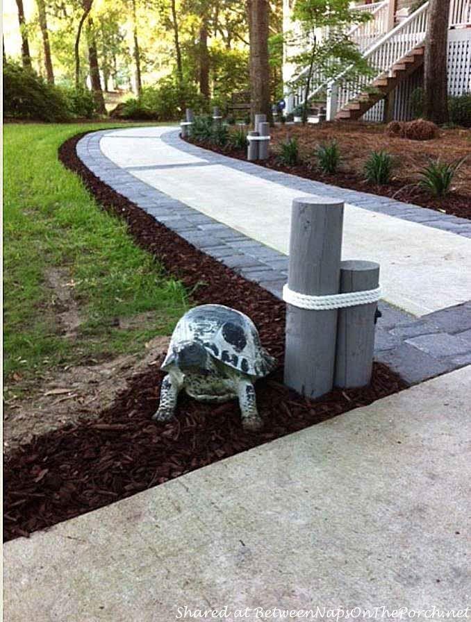 Best 25+ Concrete walkway ideas on Pinterest