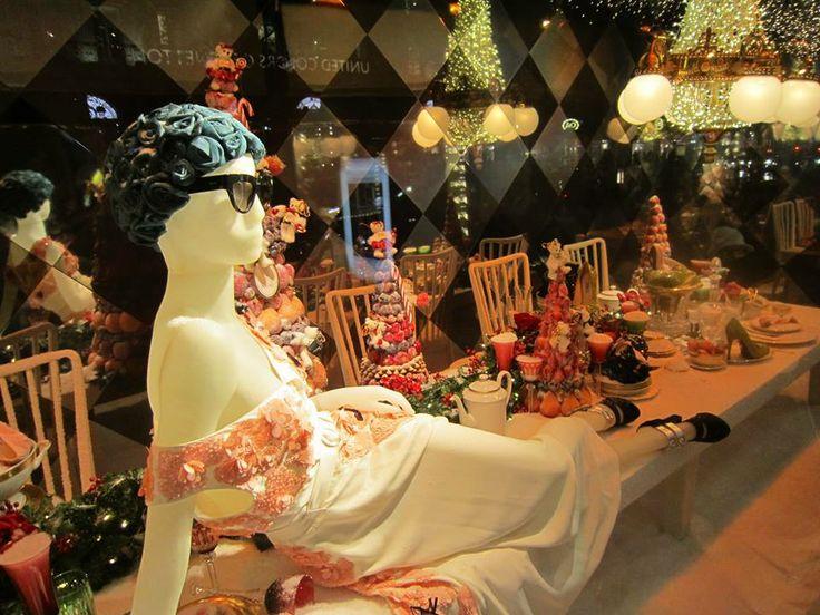 Display of Christmas