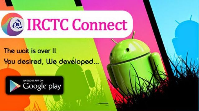 App Review IRCTC Connect Book Railway Tickets on