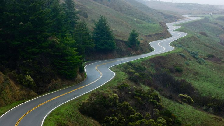 10 Roads That Challenge You: Great spots around the world to put your skills to the test. - Road & Track