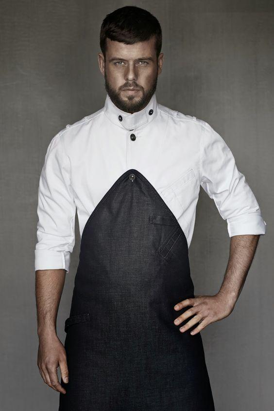 Resultado de imagen para uniformes de chef estampados                                                                                                                                                                                 Más