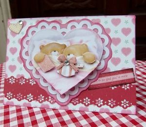forever love collection from docrafts.