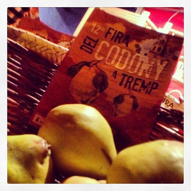 Fira del #Codony a #Tremp per #TotSants 1N