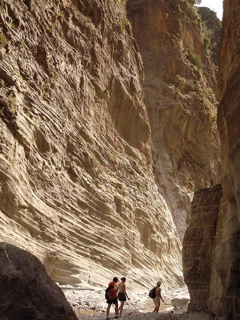 Samaria National Park , Kreta Vakantiehuizen in Griekenland bij www.jacobos.nl