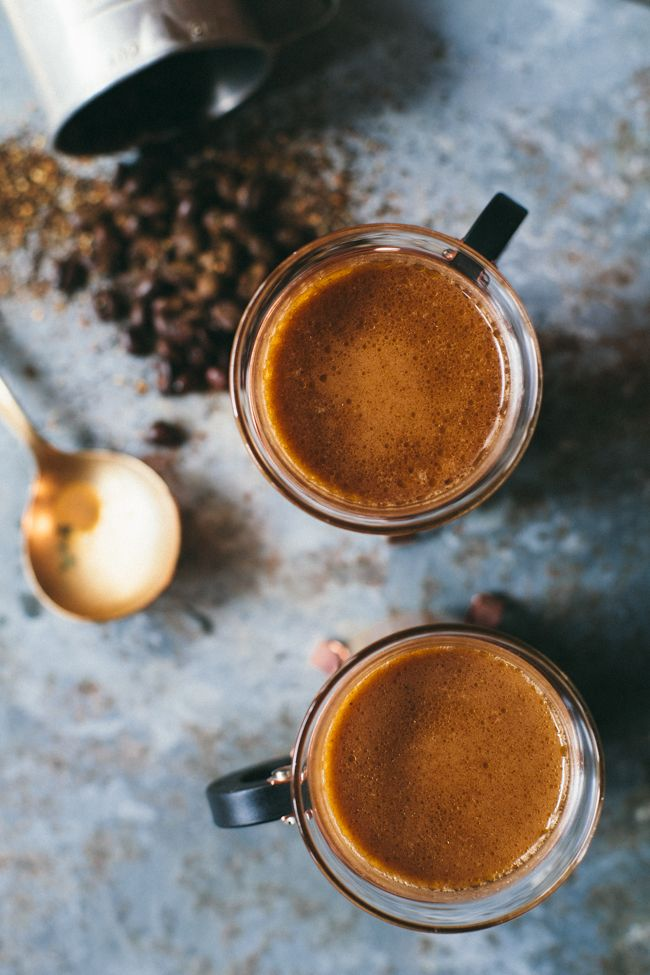 how to make chai latte coffee
