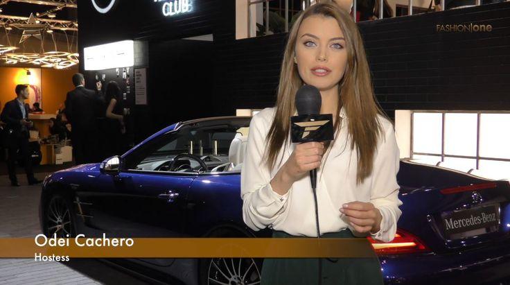 Reportaje en la Mercedes Benz – Fashion Week Madrid. Odei Cachero.