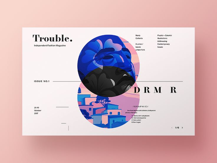 Hey guys , I experimented with the new style. Beautiful illustrations by talented Marly Gallardo Follow my Instagram -- Looking for interface creators? Would like to help you! Email us info@hu...