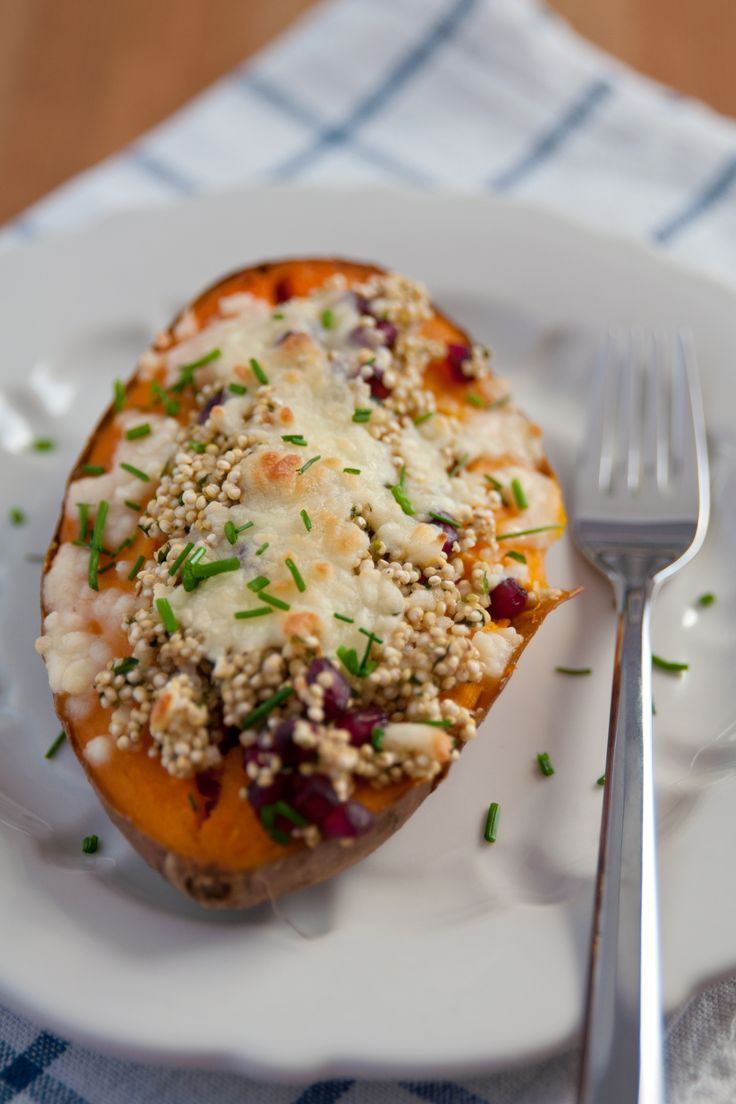 10 sweet potato topping combos that can help you lose weight!