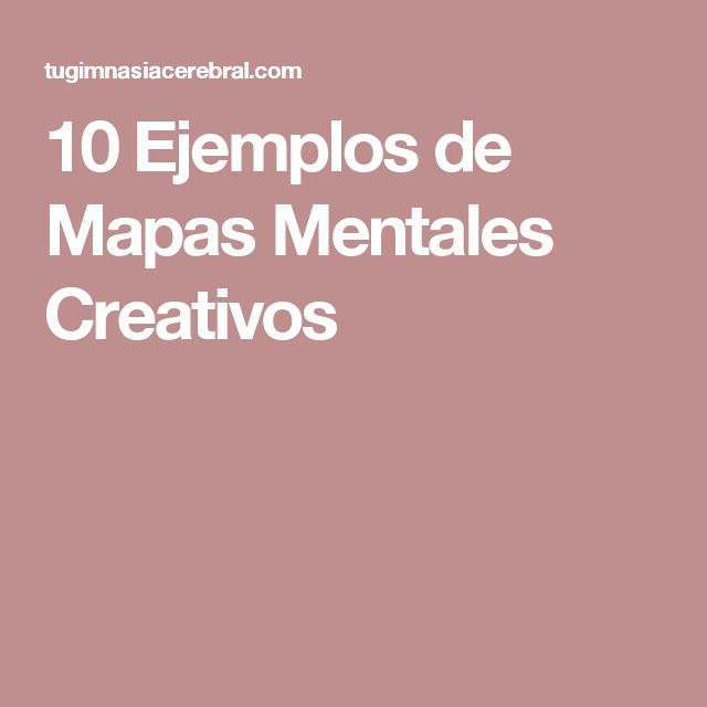 Ms de 25 ideas increbles sobre Mapas creativos en Pinterest