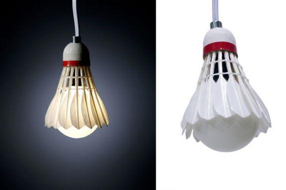 Kunst lamp shuttle