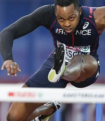 Dimitri Bascou - Athlétisme - France - JO 2016