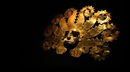 La reina de España inauguró muestra sobre la cultura Moche en Cádiz